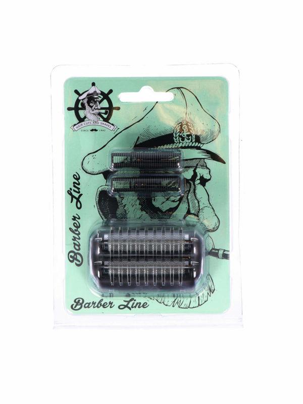 Recambio cabezal para afeitadora BUCANERO RE06412-50-01-pack