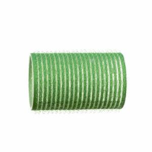 Bolsa 3 bucles verdes adherentes Ø40