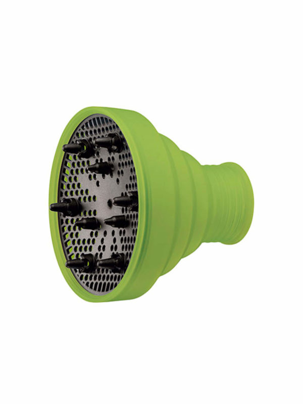 Difusor plegable de silicona verde 04346_62