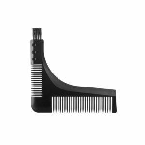 Peine para retocar la barba y el bigote