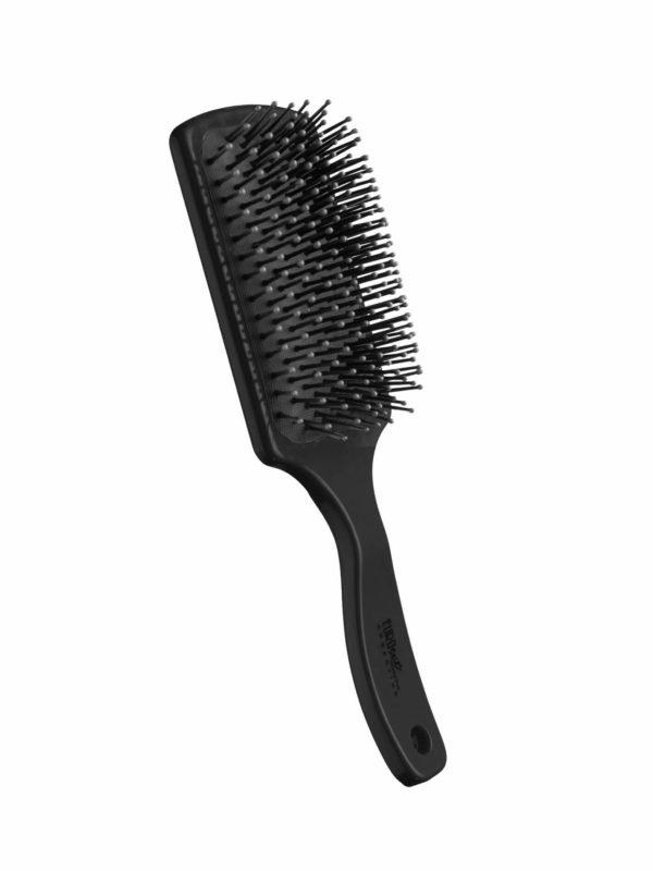 Cepillo neumático rectangular púa plástico negro 50156-50