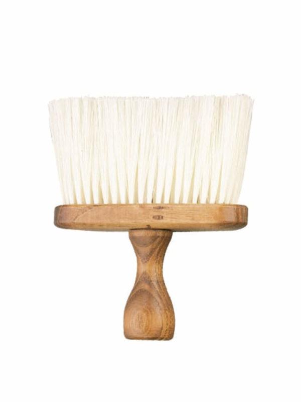 Cepillo barbero madera grande 50306